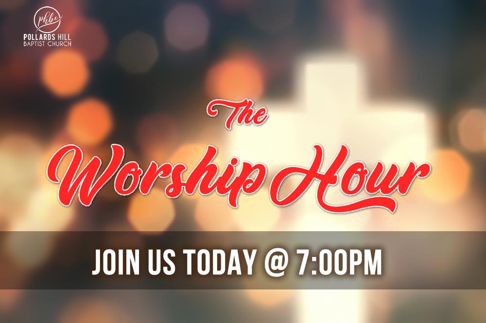 Good Friday Worship Hour